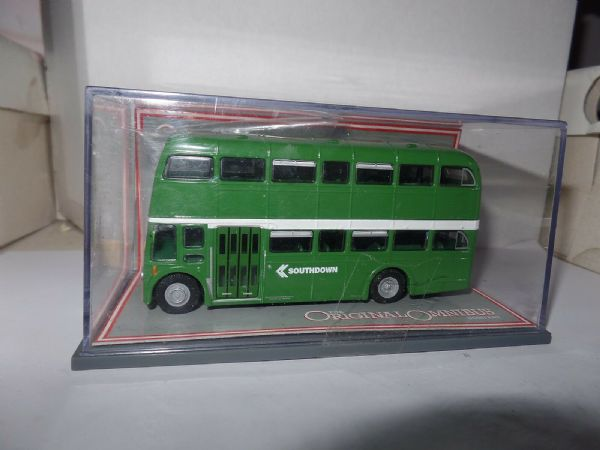 Corgi OOC 41903 Leyland PD3 Queen Mary Bus Southdown Worthing MIMB